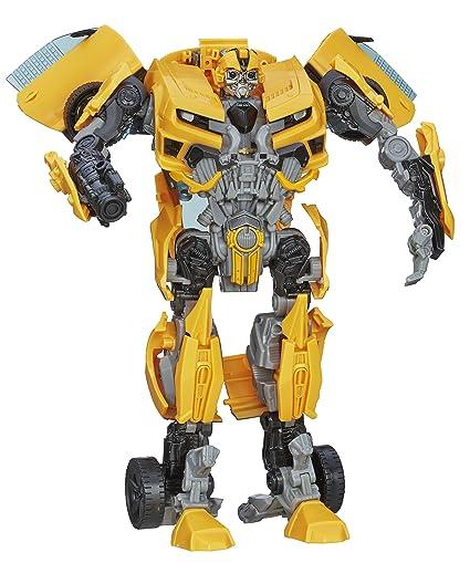 Amazon Com Hasbro Transformers Age Of Extinction Leader Class
