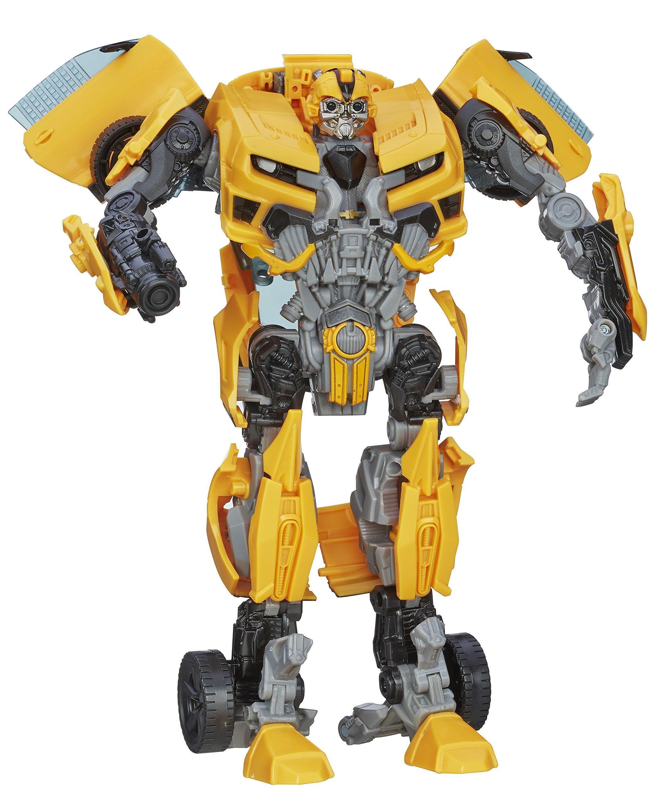 Hasbro Transformers: Age of Extinction Leader Class Bumblebee (Costco Exclusive)