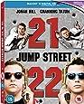 21 Jump Street/22 Jump Street Double Pack [Blu-ray] [2014] [Region Free]