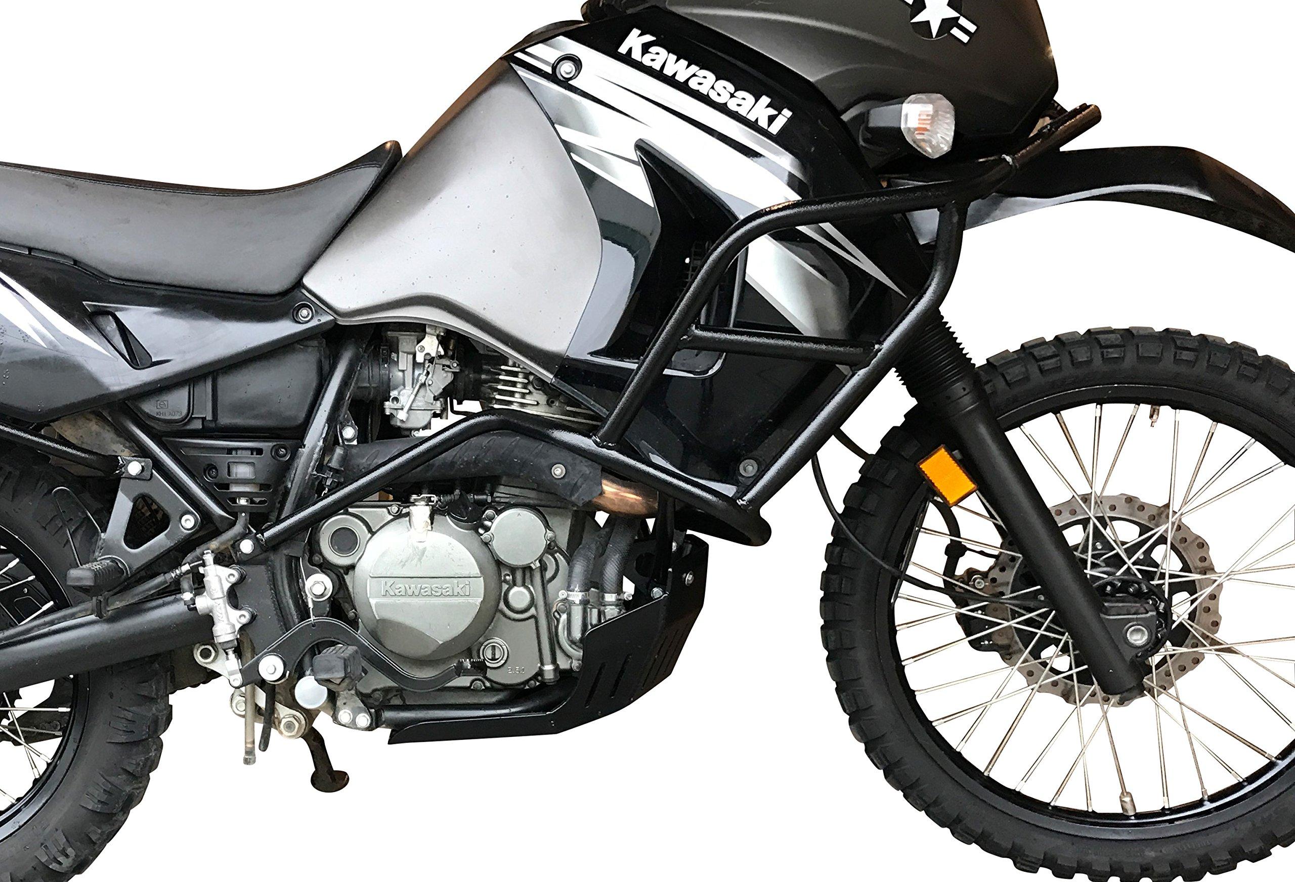 Kawasaki Klr650 Full Body Engine Crashbar 2008-2017