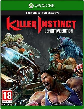 Microsoft Killer Instinct Definitive Edition, Xbox One Básico Xbox ...