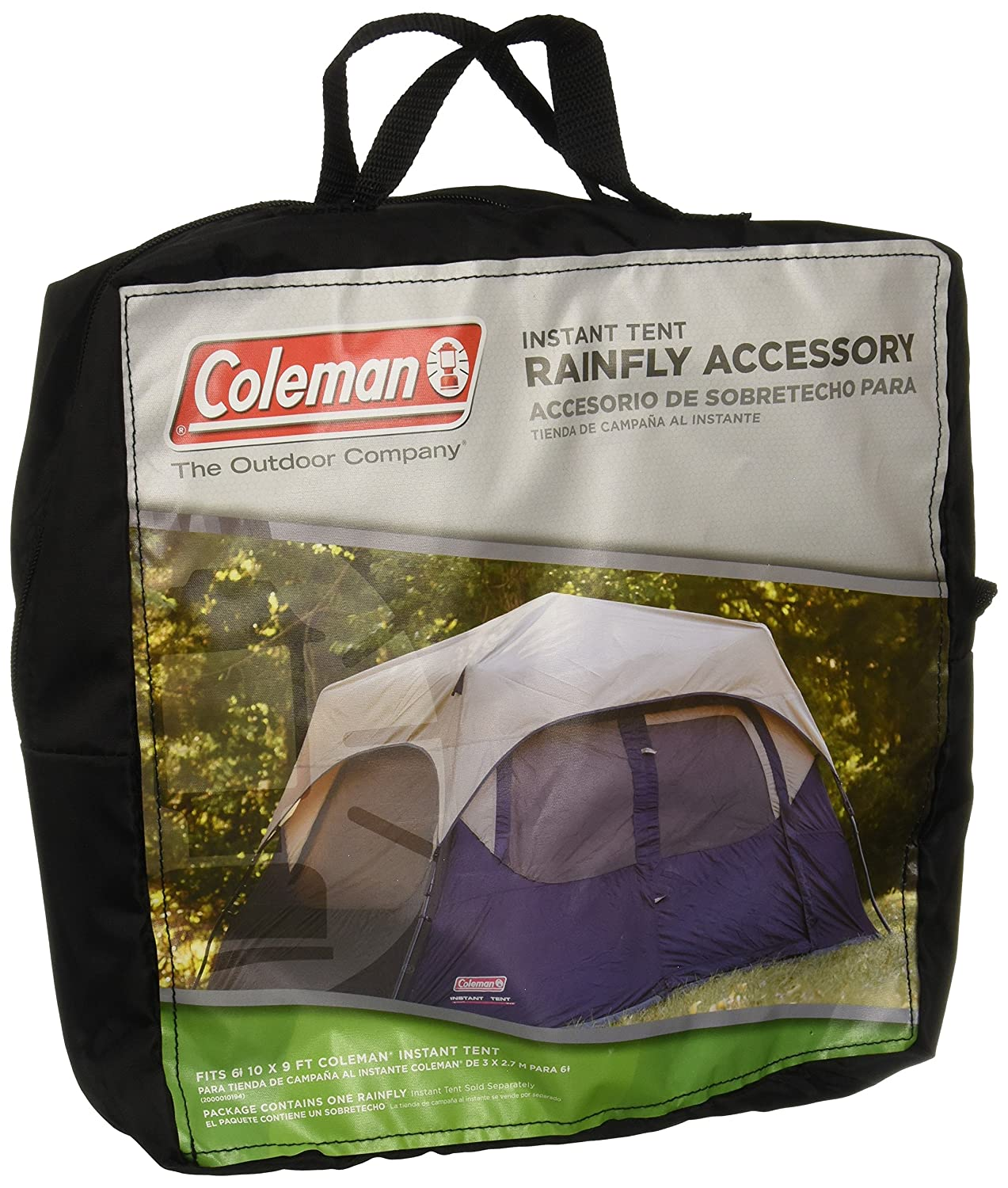 Coleman 6-Person Instant Tent Rainfly Accessory Amazon.in Sports Fitness u0026 Outdoors  sc 1 st  Amazon.in & Coleman 6-Person Instant Tent Rainfly Accessory: Amazon.in: Sports ...