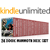 Mail Order Bride: Mammoth Mail Order Bride 24 Book Box Set (Historical Western Romance)