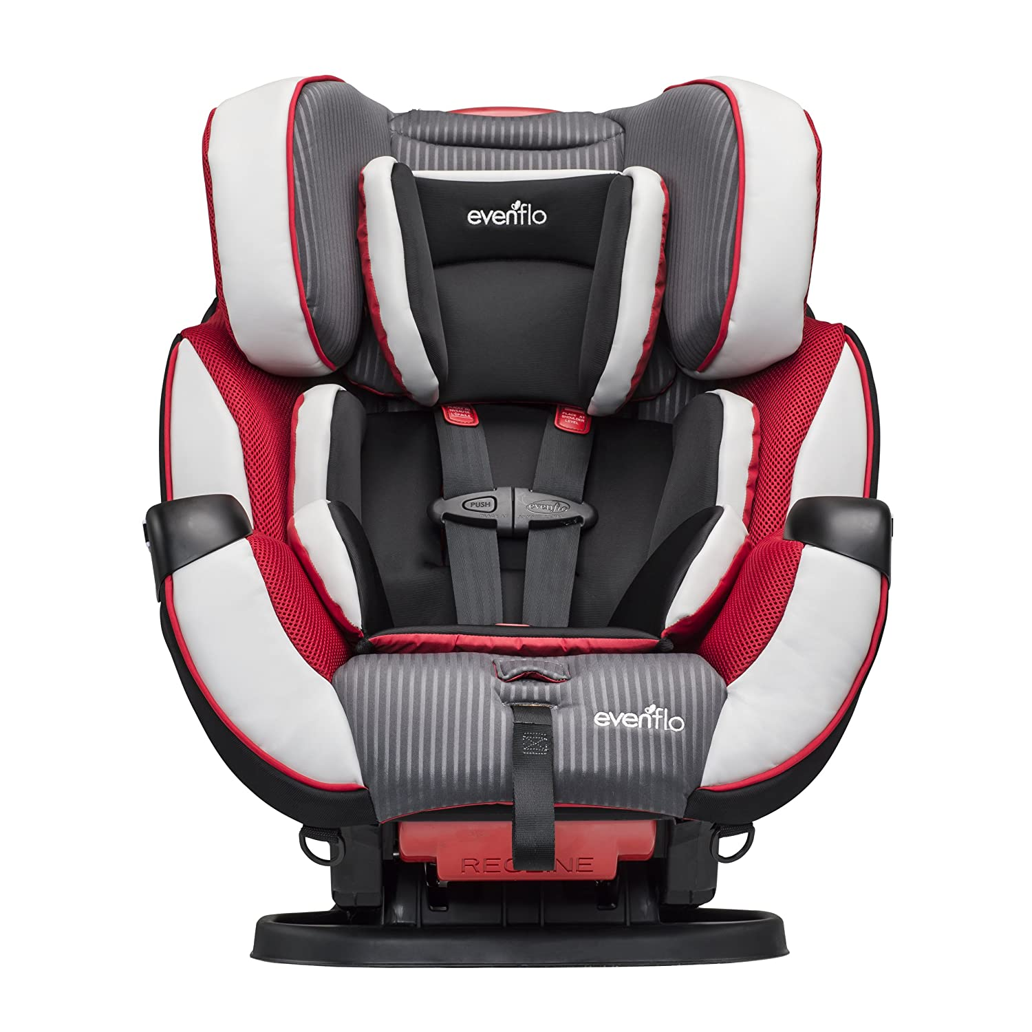 Amazon.com : Evenflo Symphony Elite All-In-One Convertible Car Seat ...