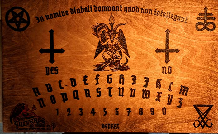 Amazon Luciferian Board Handmade