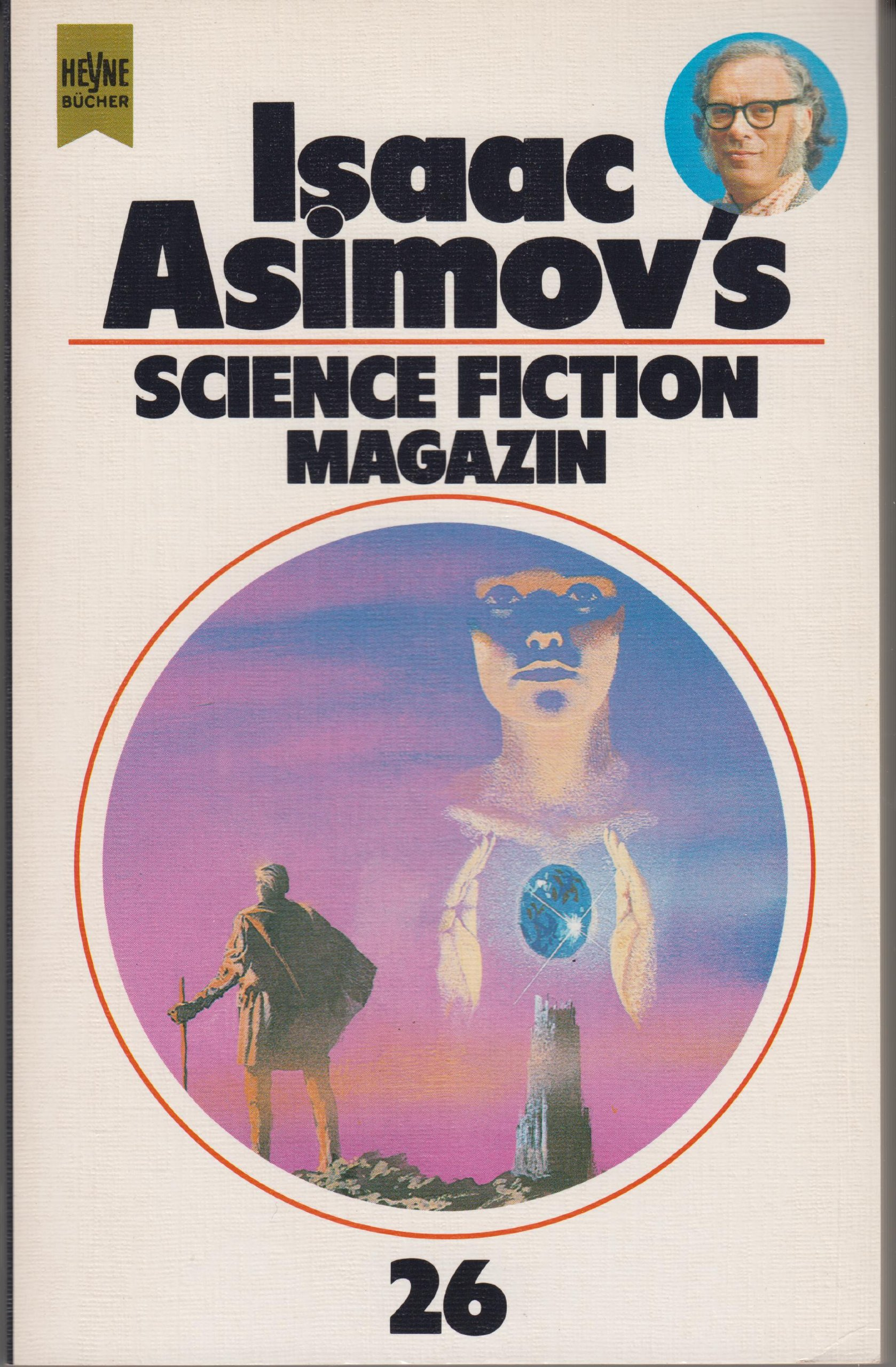 Friedel Wahren (Hrsg.) - Isaac Asimov's Science Fiction Magazin 26. Folge