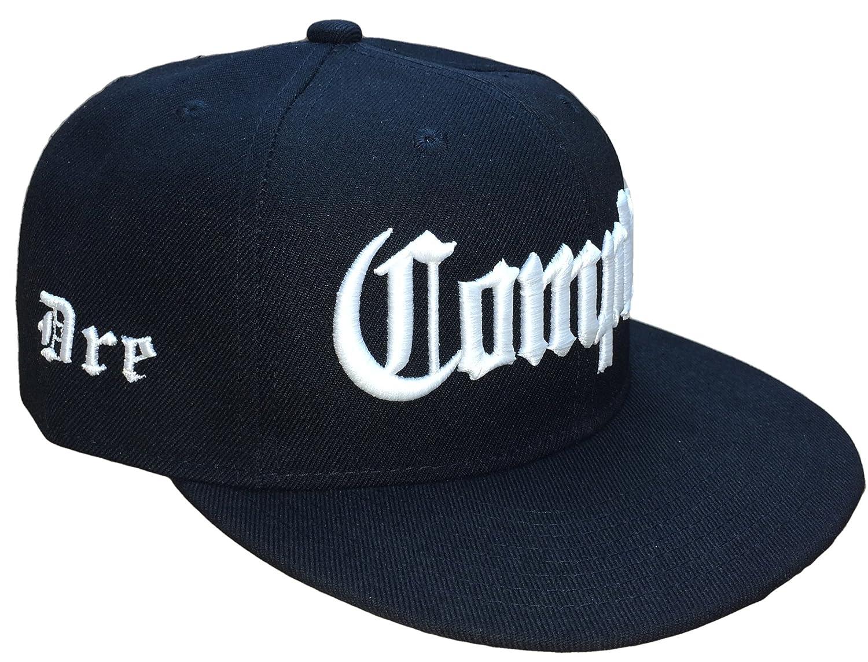 THS Compton Dre Flat Bill Snapback Flat Bill Cap (One Size edce4b19ab26