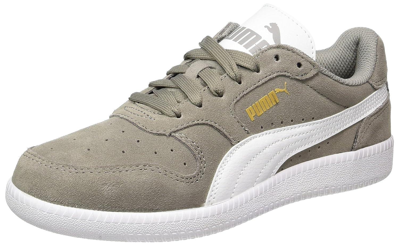 Puma Unisex Sneaker Icra Trainer SD Low-Top Beige (Rock Ridgewhite)