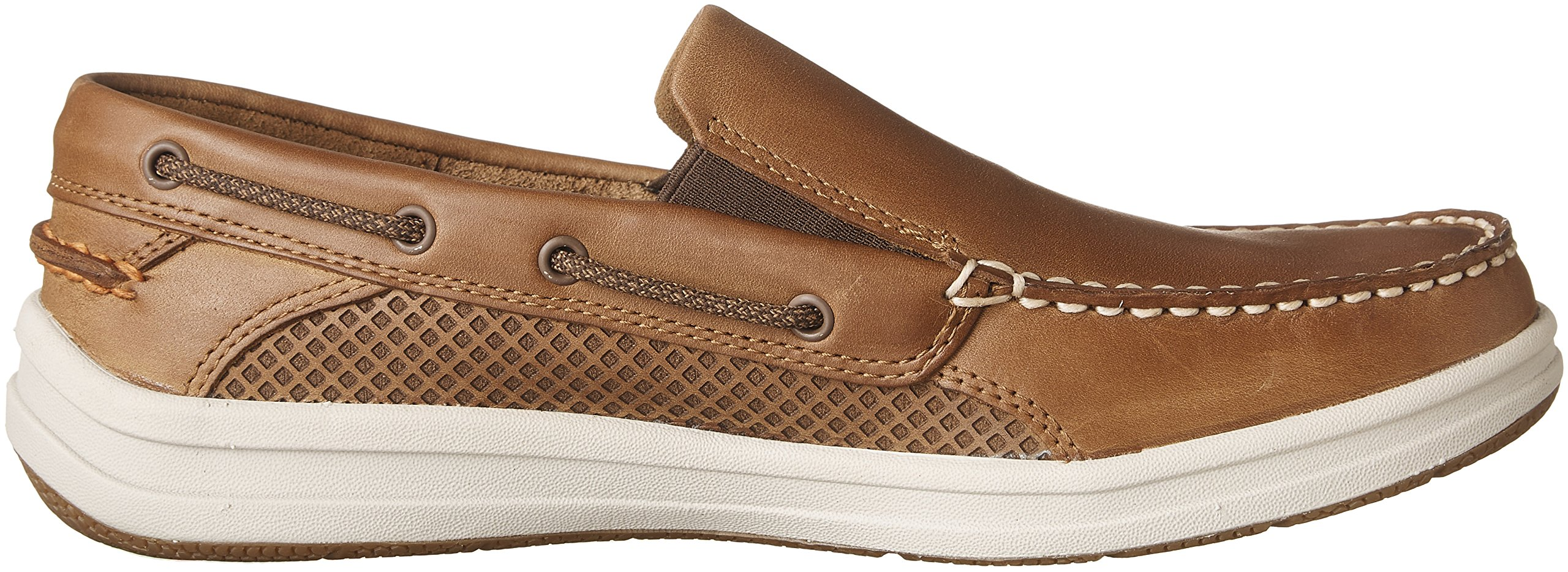Sperry Top-Sider Men's Gamefish Slip On Boat Shoe, Dark Tan, 10.5 M US by Sperry Top-Sider (Image #7)
