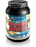 IronMaxx 100% Whey Protein / Wasserlösliches Whey Eiweißpulver / Proteinpulver mit Vanilla Coffee Geschmack / 1 x 900 g Dose