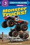 Monster Trucks! (Step Into Reading - Level 3 - Quality)