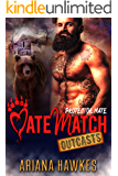 Protector Mate: Bear Shifter Romance (MateMatch Outcasts Book 2)