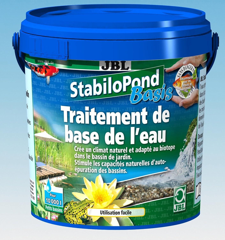 Jbl - Entretien Bassin De Jardin - Stabilopond Basis - 1 Kg 18719