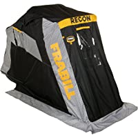 5000708 Frabill Recon 100 Flip-Over Shelter with Pad Trunk Seat