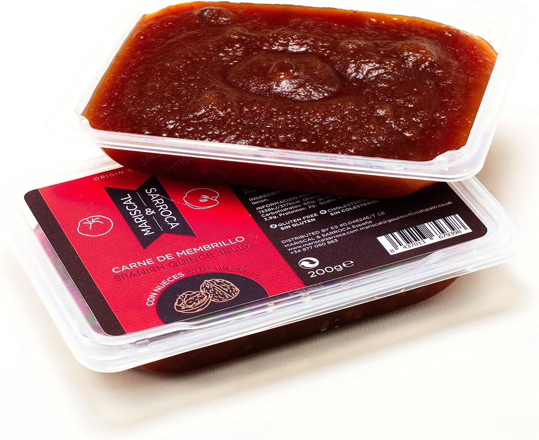 Carne de membrillo con nueces Mariscal & Sarroca - 200g