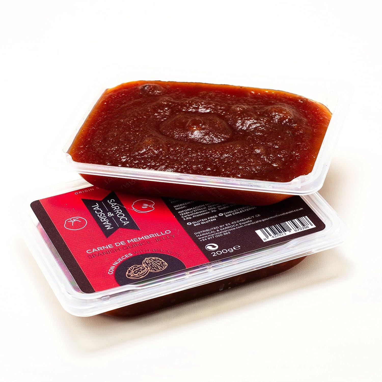 Carne de membrillo con nueces Mariscal & Sarroca - 200g: Amazon.es ...