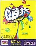 Gushers Mood Morphers Punch, 5.4 oz, 10 Pack