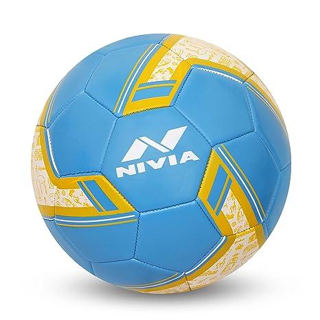Nivia 1019 Football, Youth Size 5
