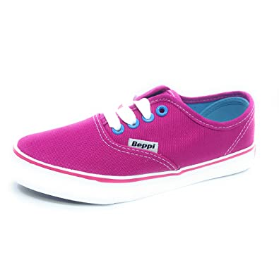 Lin Loisirs Toile Chaussures Adolescent Fille Beppi Y6ybf7g