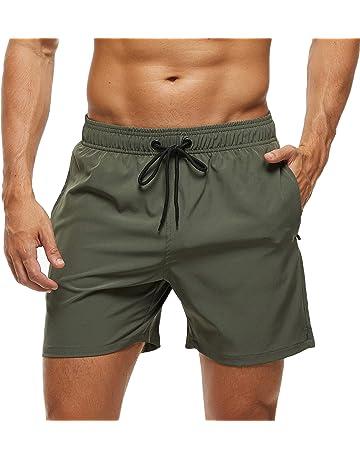 Amazon.es: Pantalones cortos - Hombre: Deportes y aire libre