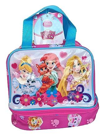5a9d7074c65 Official Disney Princess Palace Pets Handbag   Lunch Bag   Lunch Box   Amazon.co.uk  Toys   Games