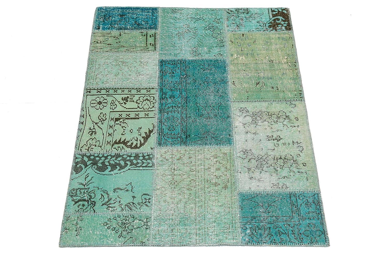 Amazon Com Pozlu Premium Patchwork Area Carpet 4x6 For Wool Area