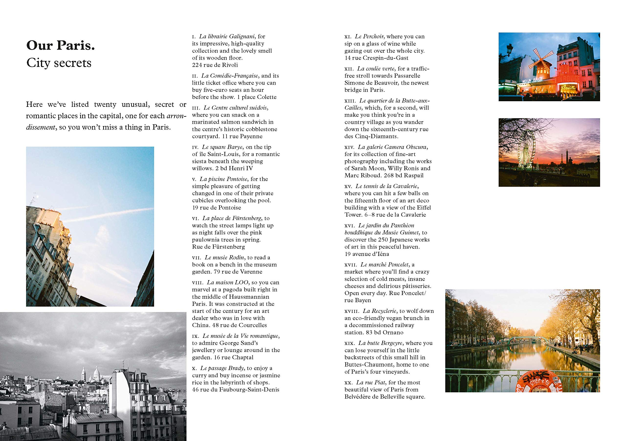 In Paris 20 Women On Life In The City Of Light Jeanne Damas