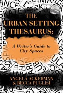 Master lists for writers thesauruses plots character traits the urban setting thesaurus a writers guide to city spaces fandeluxe Image collections