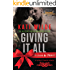 Giving It All: A Hellfire Riders MC Romance (The Motorcycle Clubs)