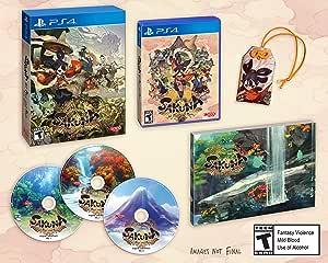 Sakuna: of Rice and Ruin - Divine Edition - PlayStation 4