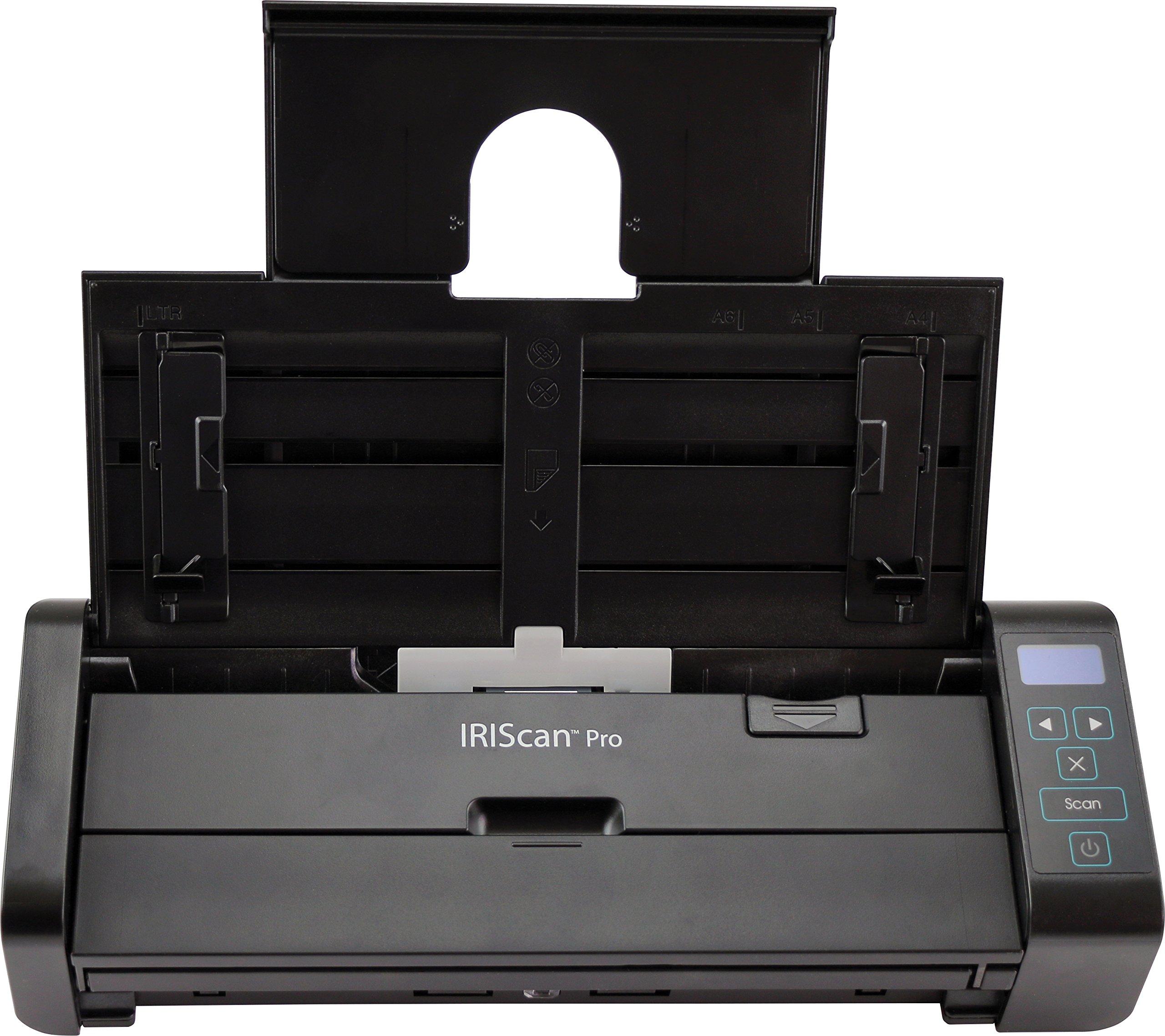 I.R.I.S. IRIScan Pro 459 Sheetfed Scanner - 600 dpi Optical