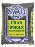 Great Bazaar Swad Urad Dal, Black, 2 Pound