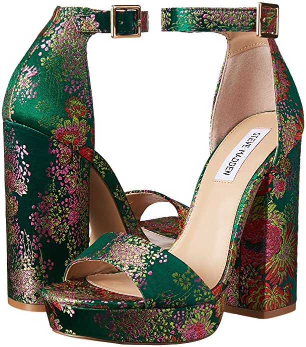 43bc3adc17b Steve Madden Women's Jasmine Fashion Sandals: Buy Online at Low ...
