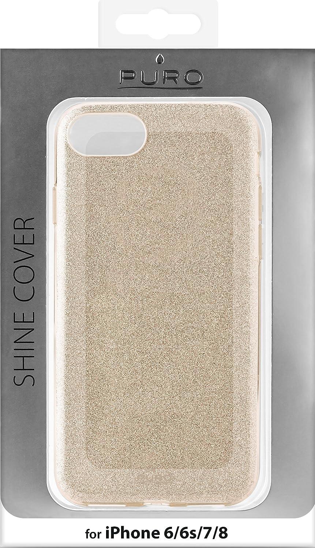 iphone 6 6s puro glitter shine cover