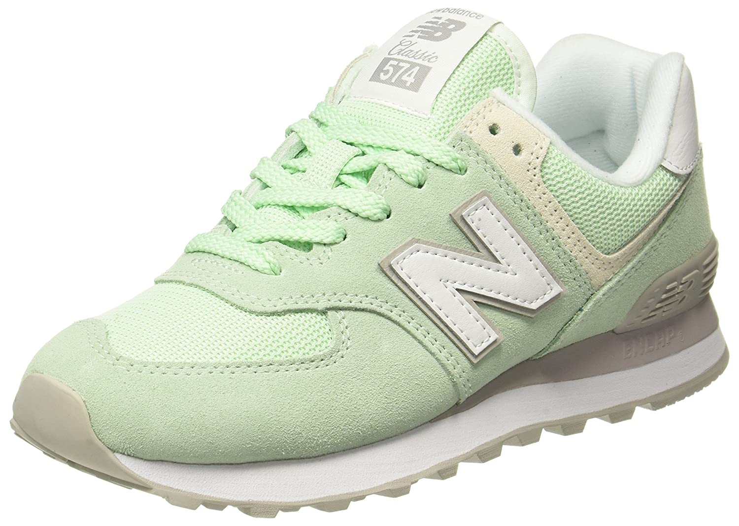 New Balance Wl574, Bottes Bottes Classiques Femme Multicolore B00GXAIMZ6 Femme (Lime) 698f01b - reprogrammed.space