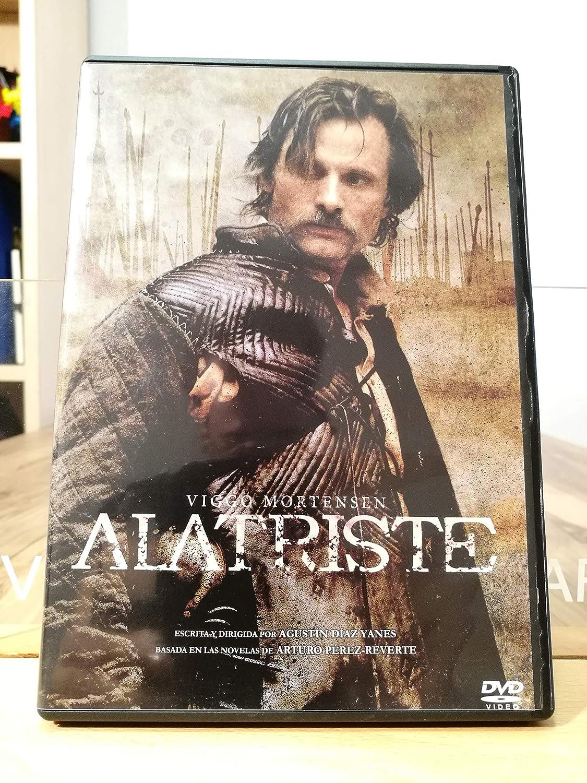 Alatriste [Region 2] by Viggo Mortensen