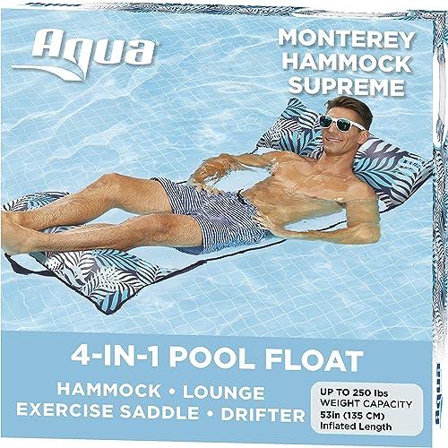 Aqua LEISURE Supreme Soft Resort Quality Monterey Hammock