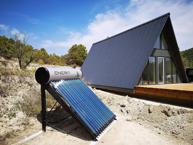 Calentador solar de agua (termosifón solar), 150 litros ...