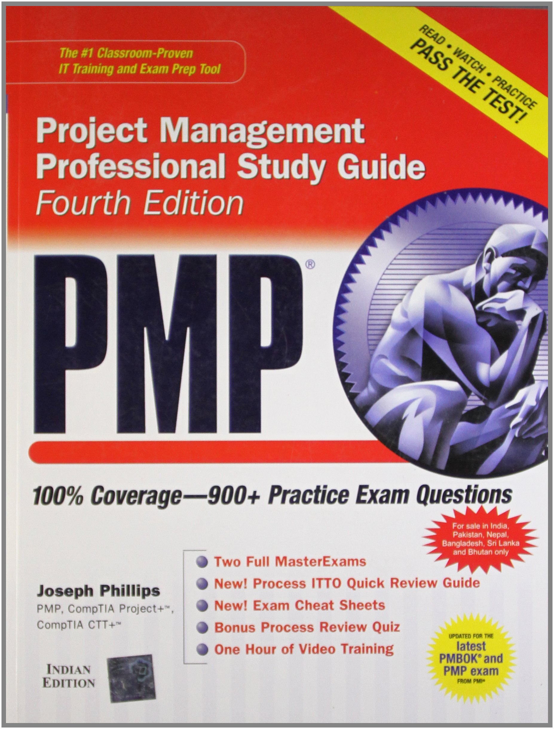 Buy Pmp Project Management Professional Study Guide Book Online At