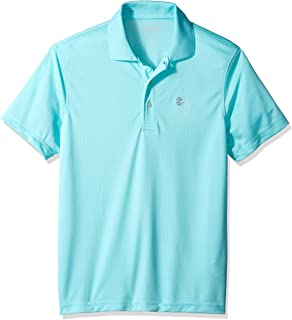 a94f872f IZOD Men's Advantage Performance Solid Polo Shirt at Amazon Men's ...