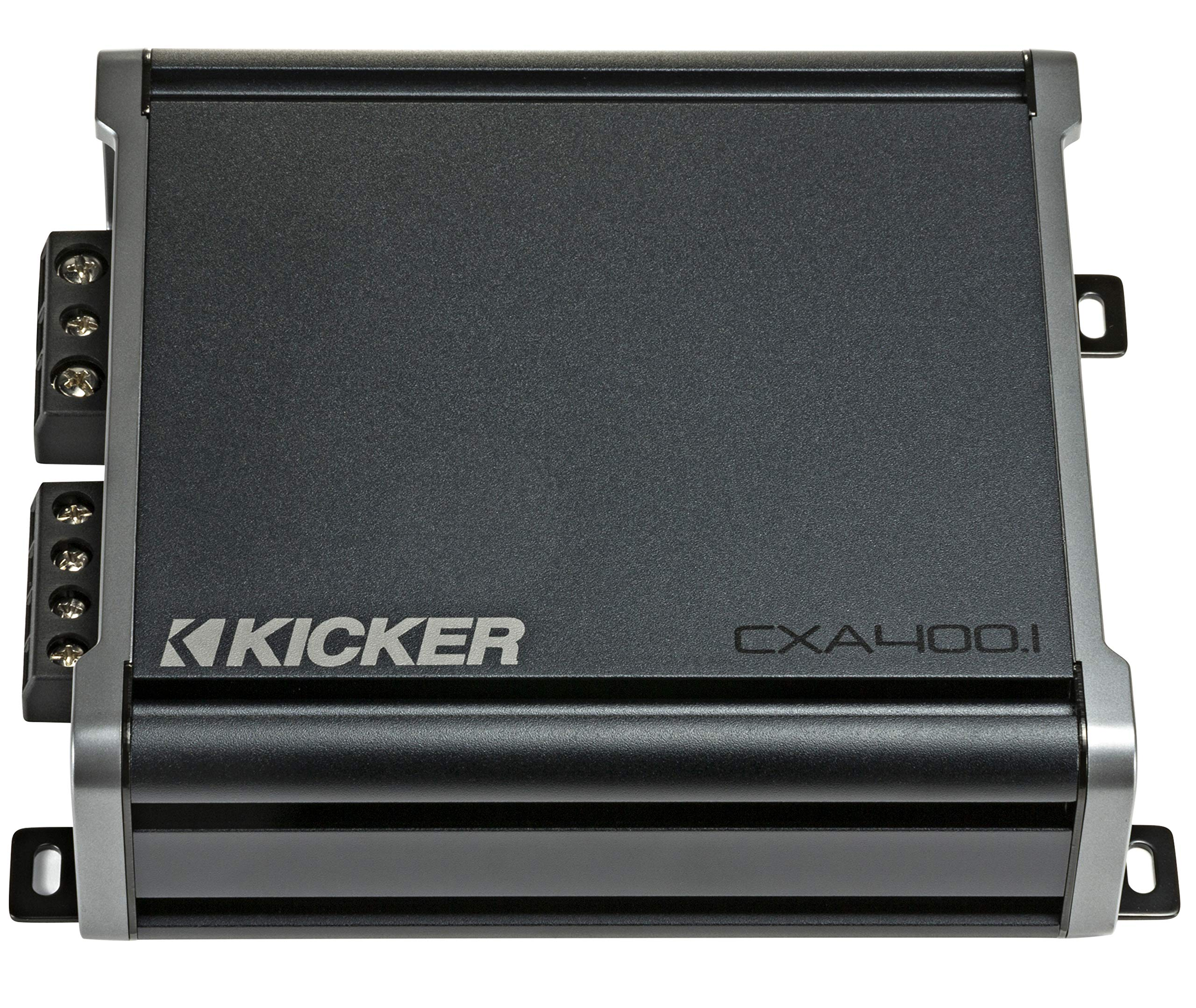 Kicker 46CXA4001 Car Audio Class D Amp Mono 800W Peak Sub Amplifier CXA400.1 New