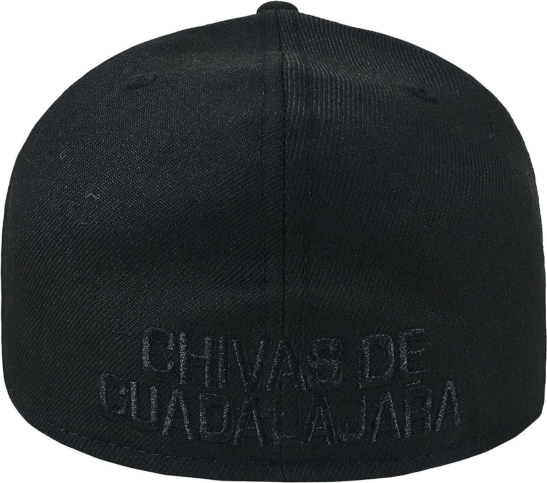 New Era Cap Hat Chivas De Guadalajara Liga Mexicana Snapback Navy Blue Red