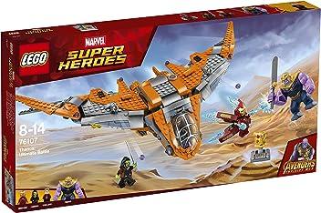 LEGO Super Heroes - Thanos: Batalla definitiva (76107)