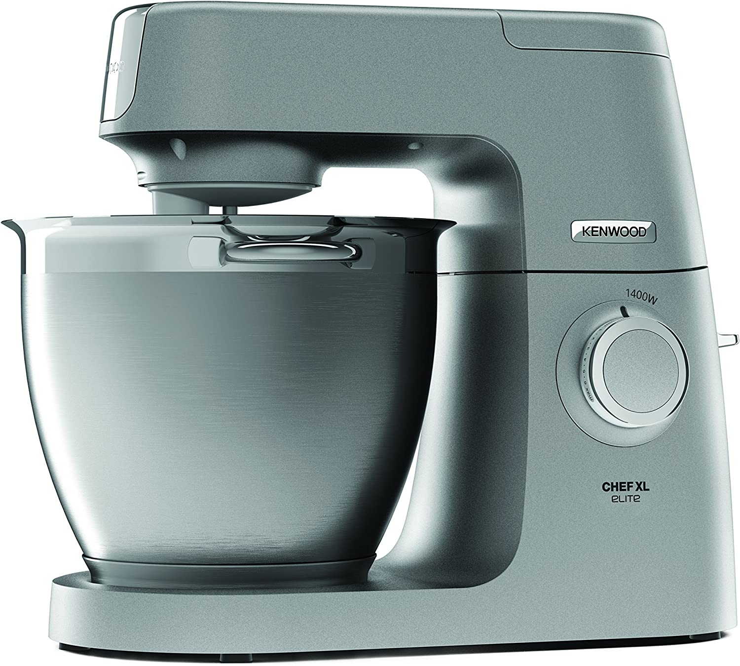 Kenwood KVL6330S Kitchen Machine Chef Elite, plata: Amazon.es: Hogar