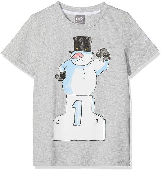 Puma Niños Tabaluga de tee - Camiseta: Amazon.es: Ropa y accesorios