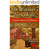 The Widower's New Wife (The Amish Ways (Novelette Series) Book 1)