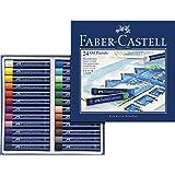 Faber-Castell 127024 Pastel à l'huile STUDIO QUALITY boîte de 24