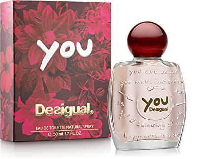 Comprar Desigual You Woman Agua de Colonia - 50 ml