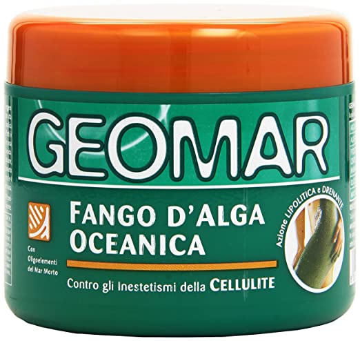 86 opinioni per Geomar- Fango d'Alga Oceanica, Contro gli Inestetisimi della Cellulita- 650 g