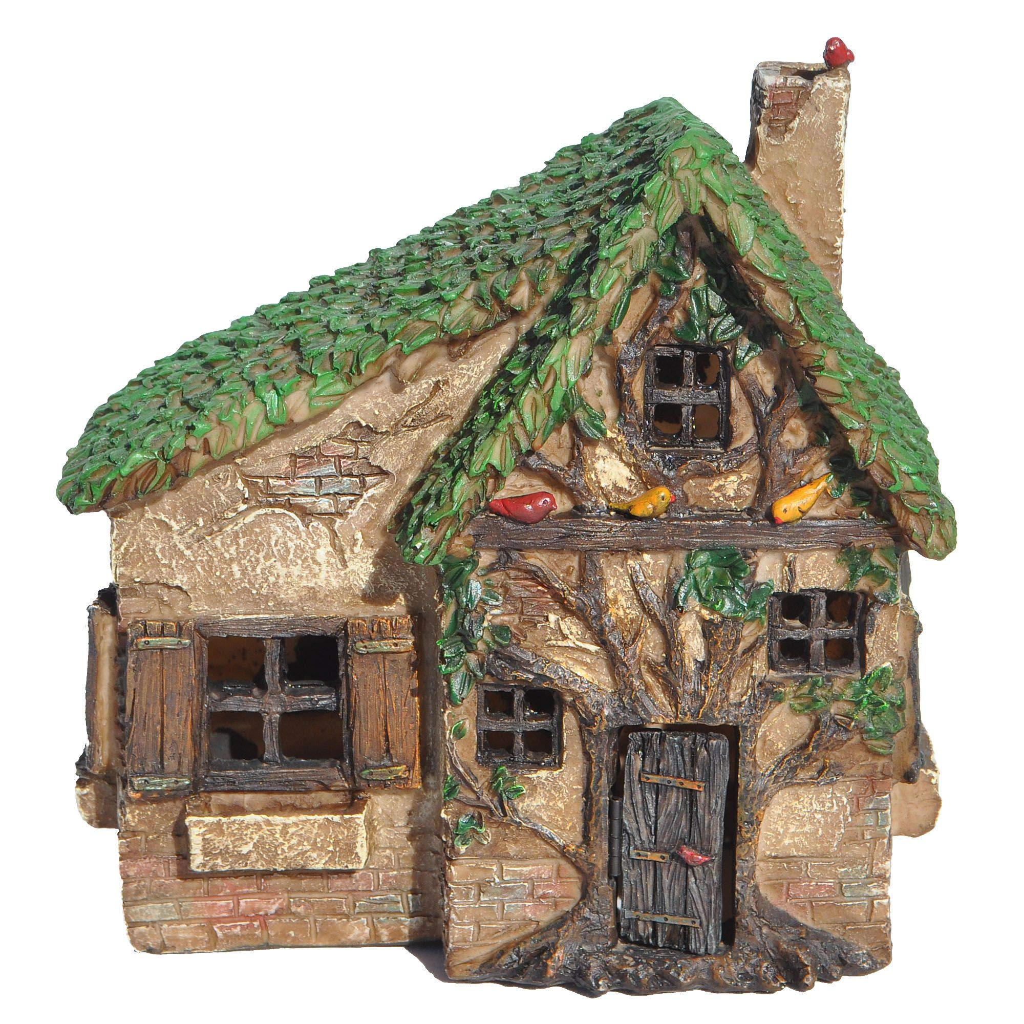 Miniature Fairy Garden Woodsy Way